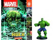 Marvel Fact Files Incredible Hulk Special With Figurine Eaglemoss
